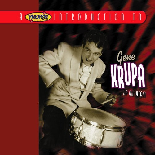 Gene Krupa Up An' Atom Remastered Digipak