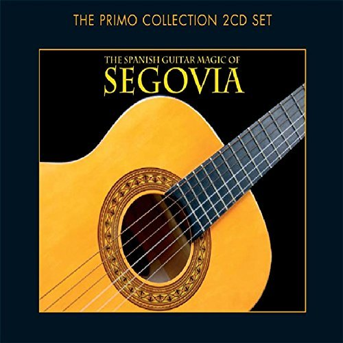 Andres Segovia Spanish Guitar Magic Of Segovi Import Gbr 2 CD Set