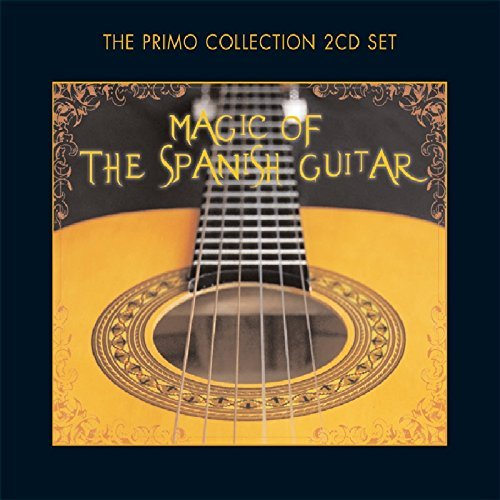 Ramon Andres Segovia Montoya Magic Of The Spanish Guitar Import Gbr 2 CD Set