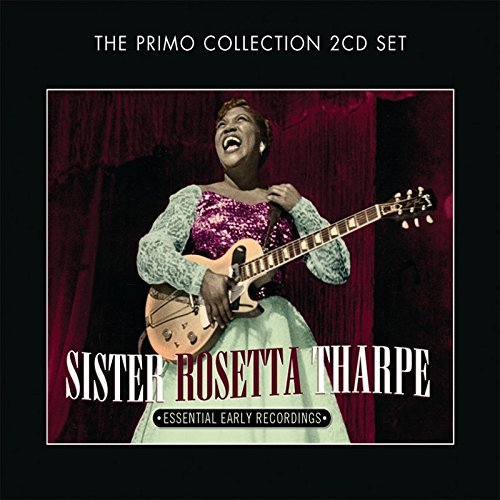 Sister Rosetta Tharpe Essential Early Recordings Import Gbr 2 CD