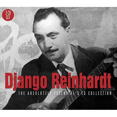 Django Reinhardt Absolutely Essential 3cd Colle Import Gbr 3 CD