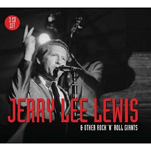 Jerry Lee Lewis Jerry Lee Lewis & Other Rock ' Import Gbr 3 CD
