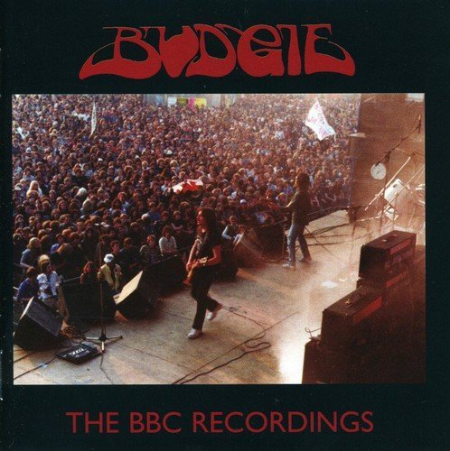 Budgie Bbc Recordings Import Gbr 2 CD Set