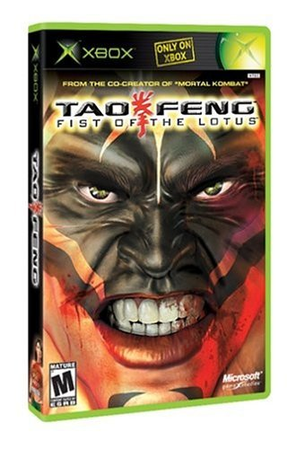 Xbox Tao Feng M