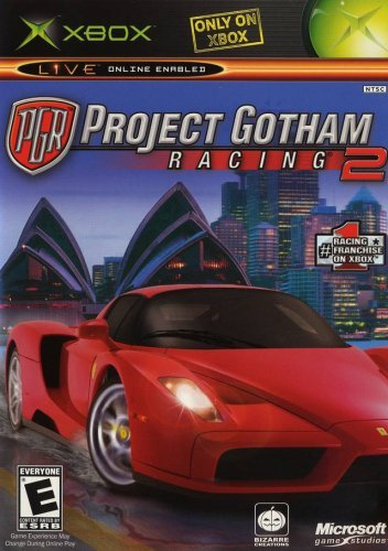 Xbox Project Gotham Racing 2