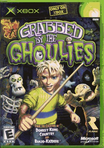 Xbox Grabbed By The Ghoulies