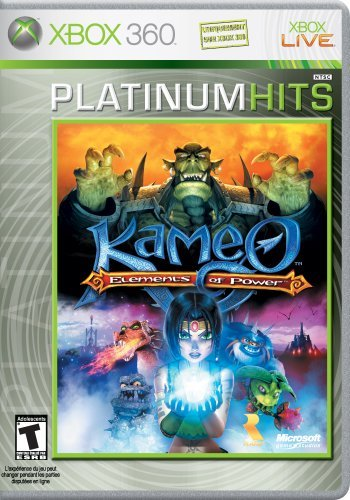 X360 Kameo Elements Of Power