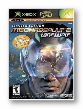 Xbox Mech Assault 2 Lone Wolf Limited Includes DVD