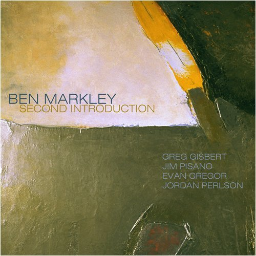 Markley Ben Second Introduction
