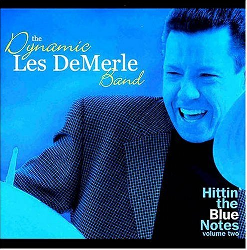 Demerle Les Vol. 2 Hittin' The Blue Notes