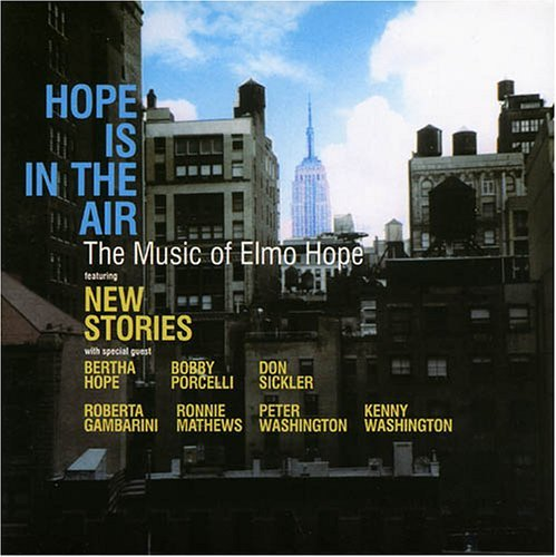 New Stories Hope Is In The Air Music Of E