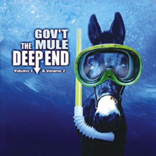 Govt Mule Deep End Import Gbr