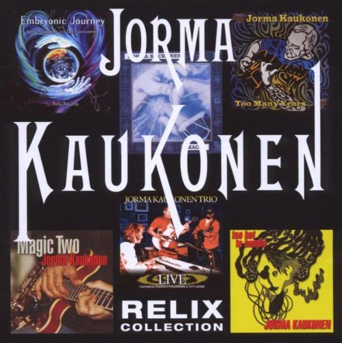 Jorma Kaukonen Relix Collection Import Eu