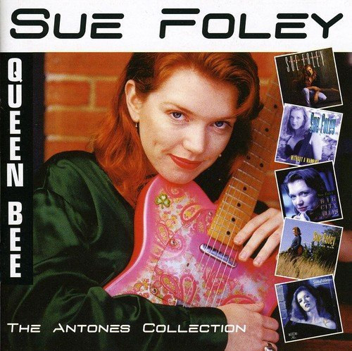 Sue Foley Queen Bee Antones Collection Import Gbr