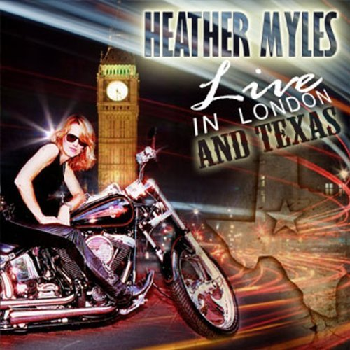 Heather Myles Live In London & Texas Import Gbr 2 CD