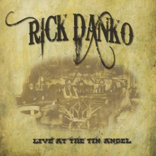 Rick Danko Tin Angel 2 CD