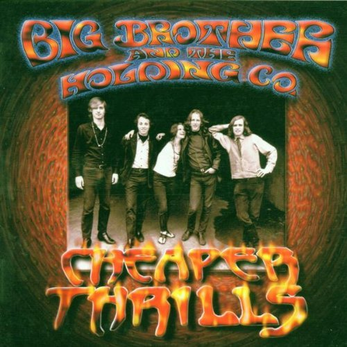 Big Brother & Holding Company Cheaper Thrills Import Gbr