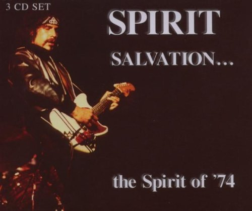 Spirit Salvation The Spirit Of '74 3 CD Set
