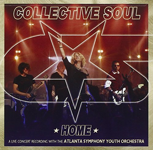 Collective Soul Home 2 CD Set