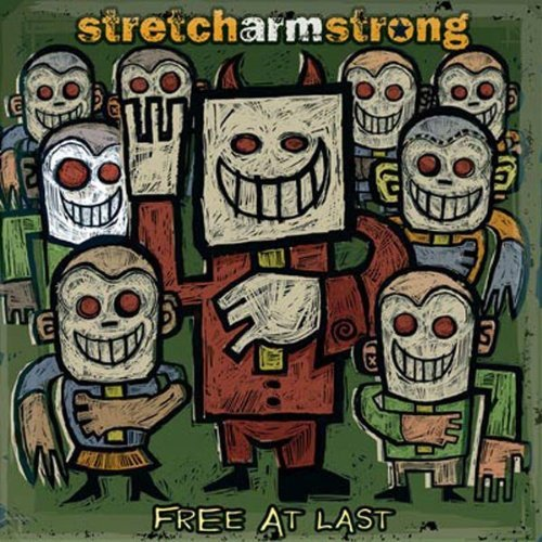 Stretch Arm Strong Free At Last