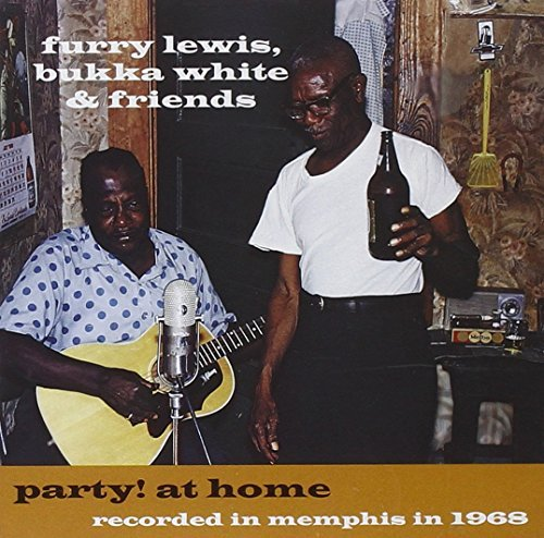 Lewis White & Friends Party! At Home Recorded In Mem