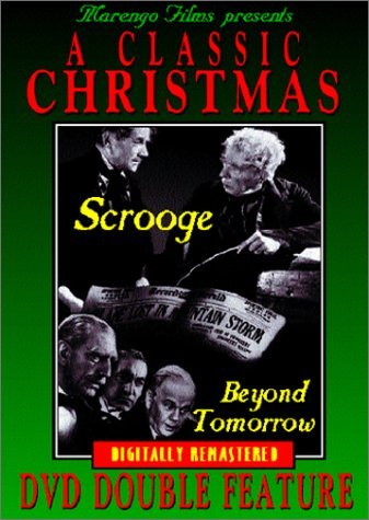 Scrooge Beyond Tomorrow Classic Christmas Bw Nr 2 On 1
