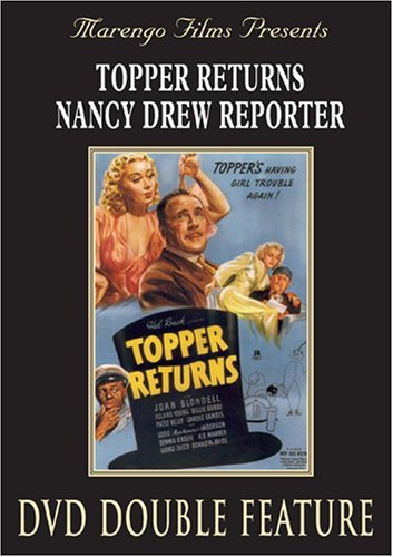 Topper Returns Nancy Drew Repo Topper Returns Nancy Drew Repo