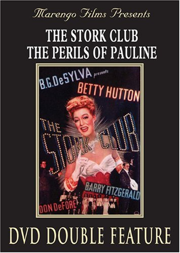 Stork Club Perils Of Pauline Stork Club Perils Of Pauline