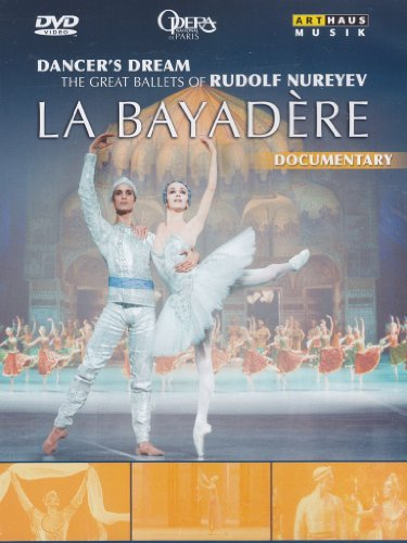Dancer's Dream La Bayadere Minkus Platel