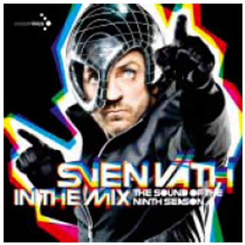 Sven Vath In The Mix Sound Of The Ninth Season 2 CD Set