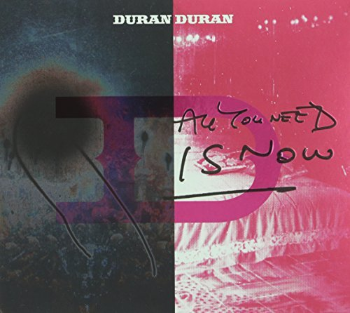 Duran Duran All You Need Is Now Deluxe Ed. Incl. Bonus DVD