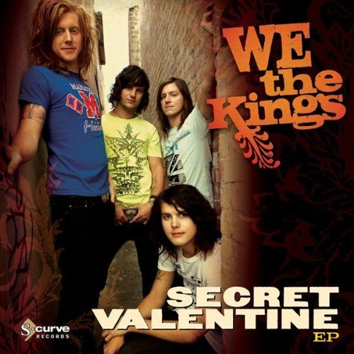 We The Kings Secret Valentine Ep Secret Valentine Ep