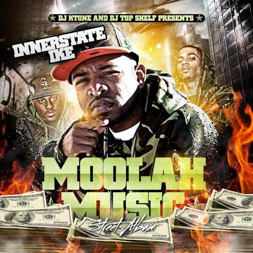 Innerstate Ike Moolah Music Street Album Explicit Version