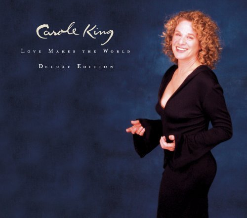 Carole King Love Makes The World Deluxe Ed. 2 CD