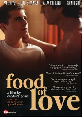 Food Of Love Stevenson Rhys Corduner Mcewan R