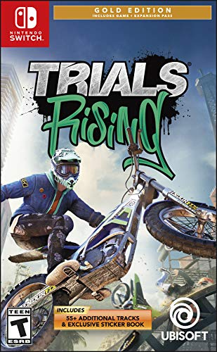 Nintendo Switch Trials Rising Gold Edition