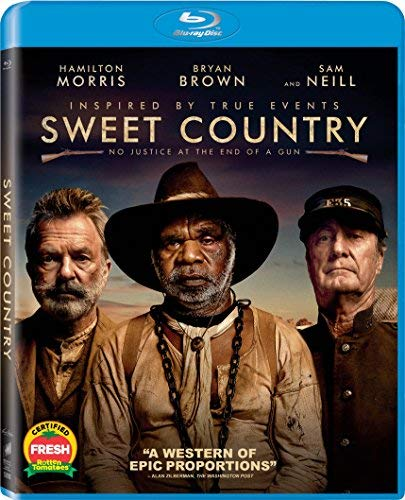Sweet Country Brown Day Morris Blu Ray R