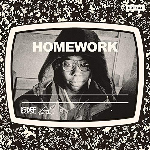 Kev Brown Homework Amped Non Exclusive