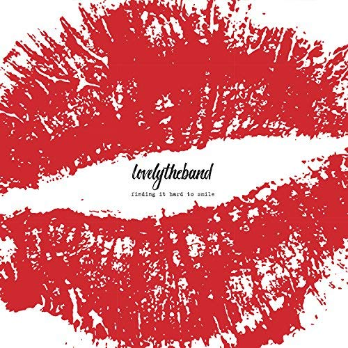 Lovelytheband Finding It Hard To Smile (autographed Insert)) 2 Lp 150g Vinyl