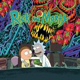 "Rick & Morty The Rick & Morty Soundtrack Box Set Box Set 2xlp + 7"" Different Color Than Loser Edition"