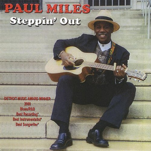 Miles Paul Steppin' Out