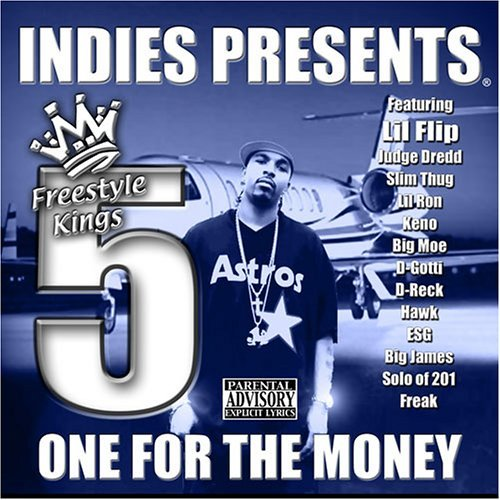 Lil' Flip Vol. 5 One For The Money