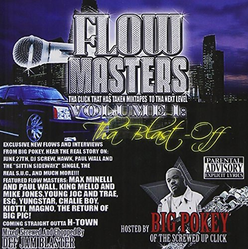 Big Pokey Vol. 1 Blast Off Explicit Version Flow Masters