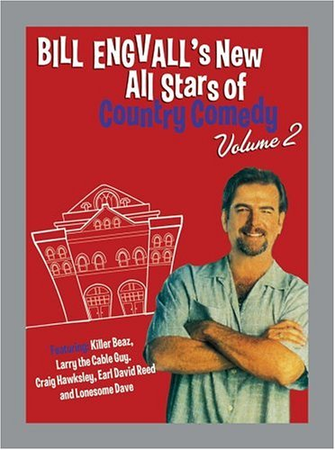 Bill Engvall Vol. 2 New All Stars Of Countr Clr Nr