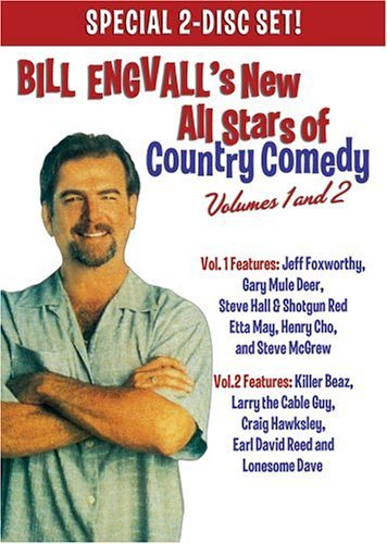 Engvall Bill Vol. 1 2 New All Stars Of Coun Clr Nr 2 DVD