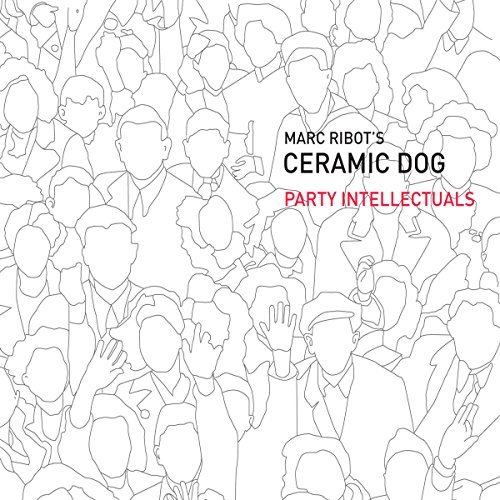 Marc Ceramic Dog Ribot Party Intellectuals
