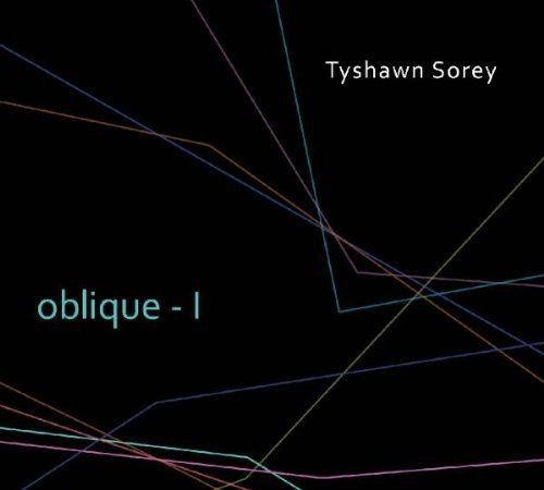 Tyshawn Sorey Oblique I