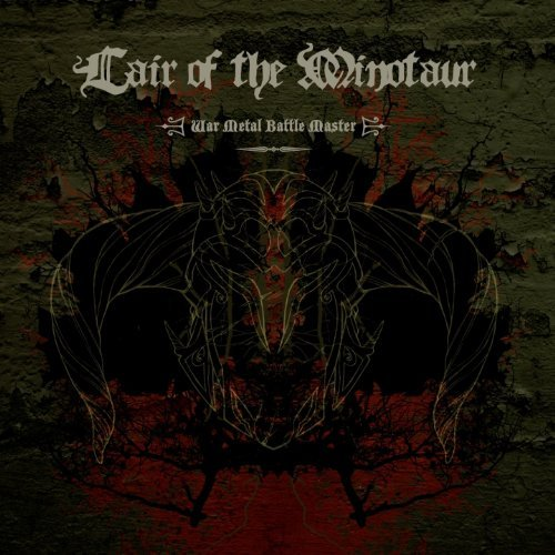 Lair Of The Minotaur War Metal Battle Master