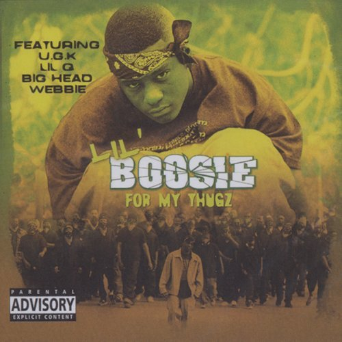 Lil Boosie For My Thugz Explicit Version