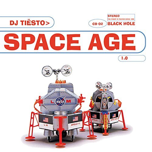Dj Tiesto Space Age 1.0
